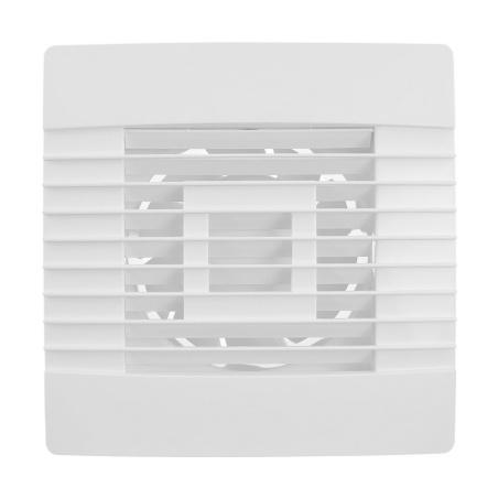 Axiální ventilátor stěnový s žaluzií AV PRO 120 H - 1