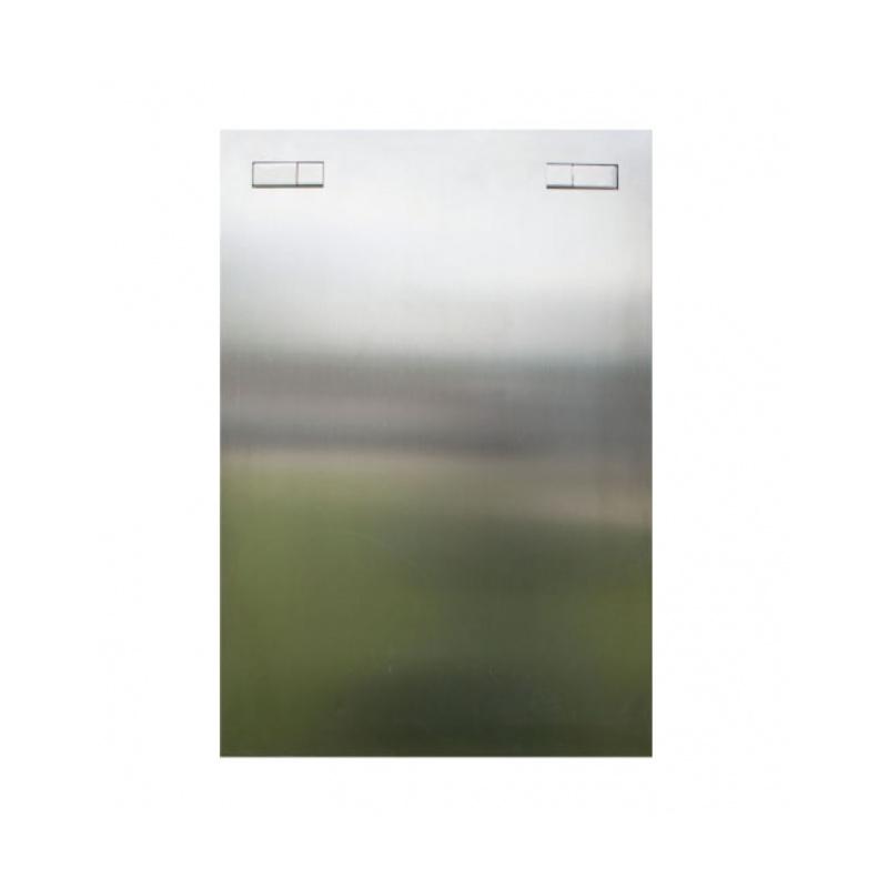 Nerezová revizní dvířka 400x600 - 1