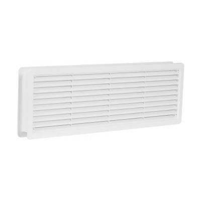 Větrací mřížka dveřní 400x130 bílá (balení 2ks) - 2