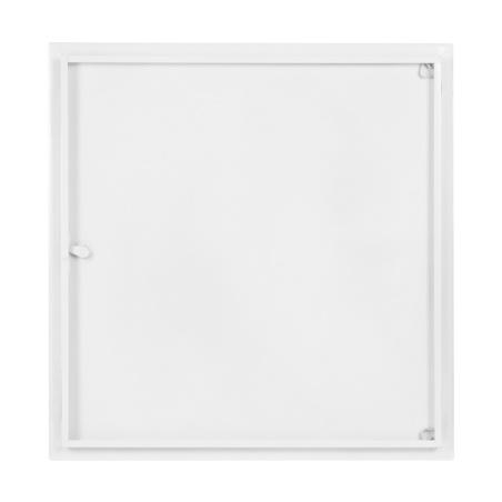 Revizní dvířka kovová bílá 500x500 - 2