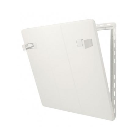 Revizní dvířka 400x400 bílá - 2