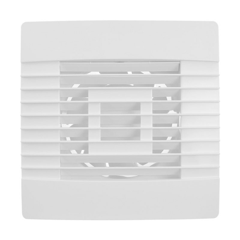 Axiální ventilátor stěnový s žaluzií AV PRO 100 S - 1