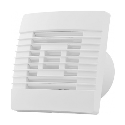 Axiální ventilátor stěnový s žaluzií AV PRO 100 S - 2