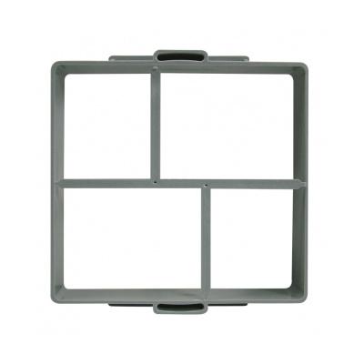 Nerezová větrací mřížka s rámečkem a síťovinou 150x150 - 2