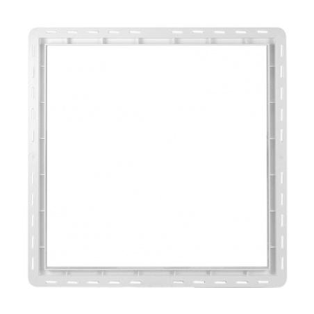 Revizní dvířka 400x400 bílá - 3