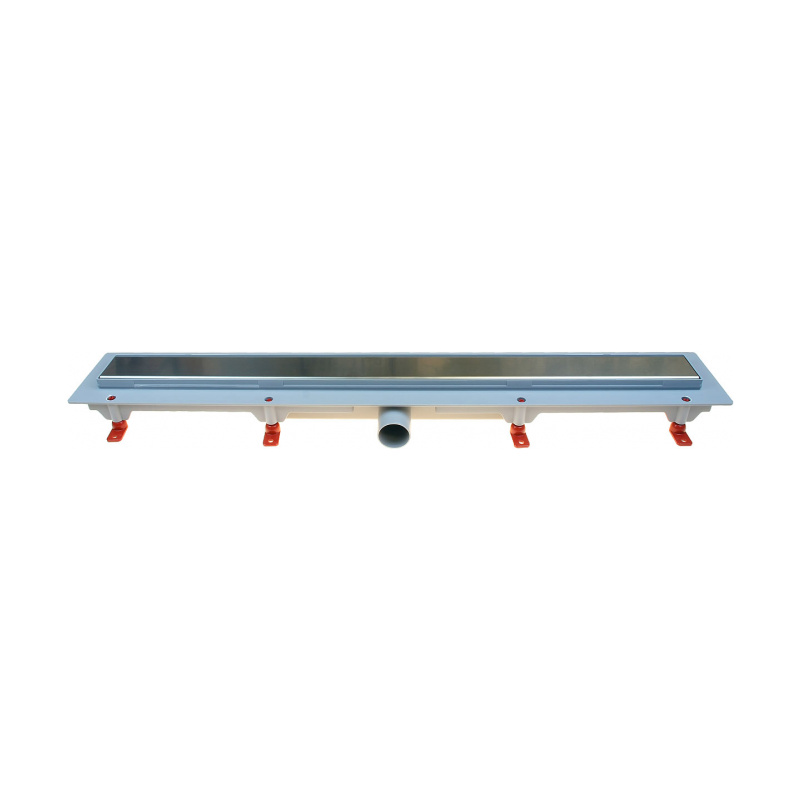 Podlahový lineární žlab 750 mm klasik mat - 1