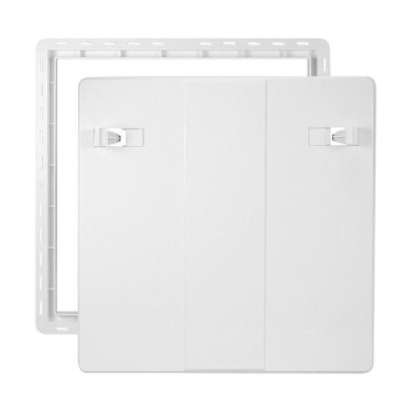 Revizní dvířka 400x400 bílá - 4