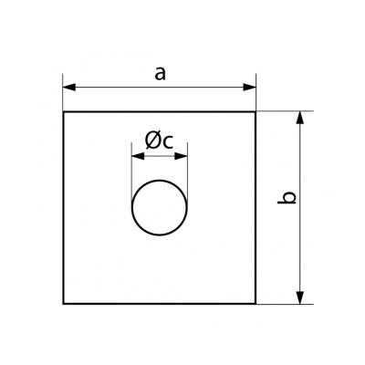 Samolepící hydroizolační fólie 500x500x155 - doprodej - 4