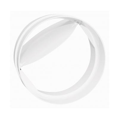 Zpětná klapka plastová ZKP 125 - 2