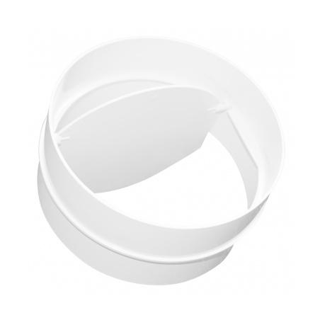 Zpětná klapka plastová ZKP 125 - 3