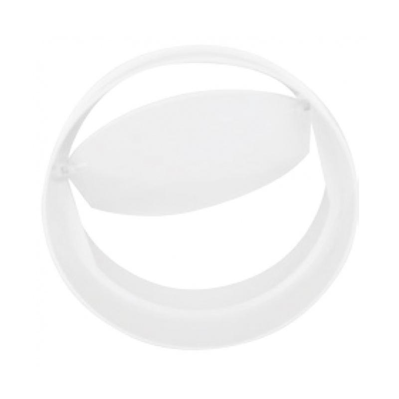 Zpetna klapka plastova ZKP 150 - 1