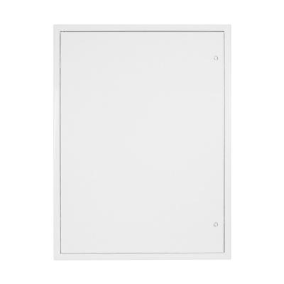 Revizní dvířka kovová bílá 600x800 - 1
