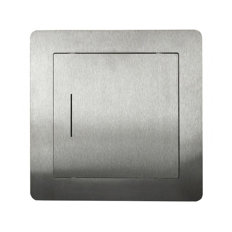 Nerezová dvířka Exkluziv 200x200 - 1