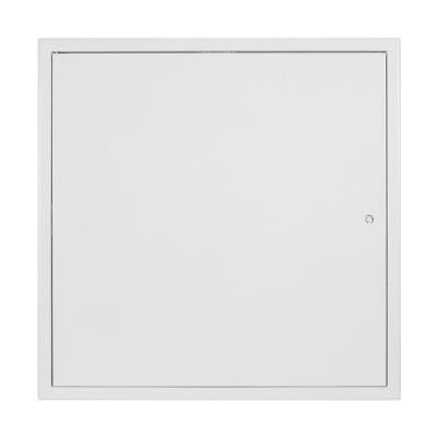 Revizní dvířka kovová bílá 600x600 - 1