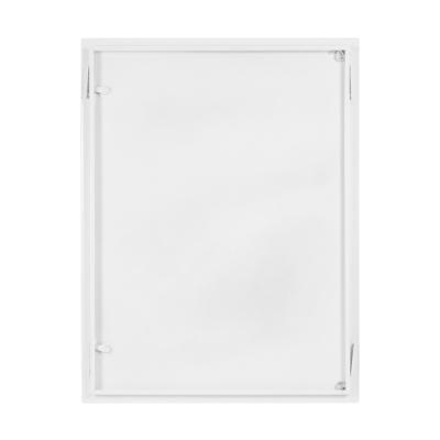 Revizní dvířka kovová bílá 600x800 - 2