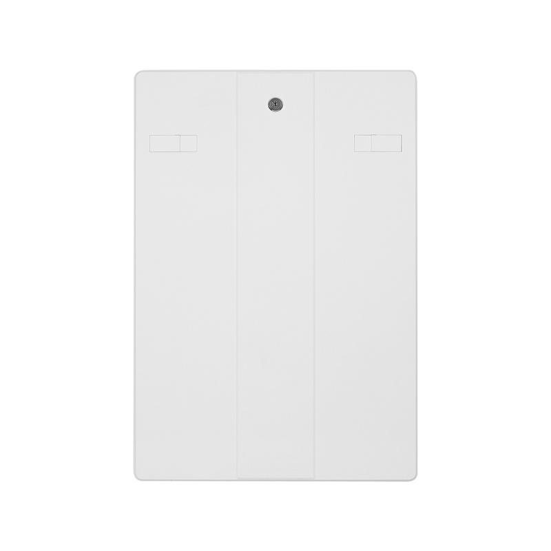 Revizní dvířka 400x600 se zámkem bílá - 1
