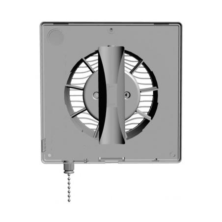 Zpětná klapka plastová k ventilátoru AV 120 - 3