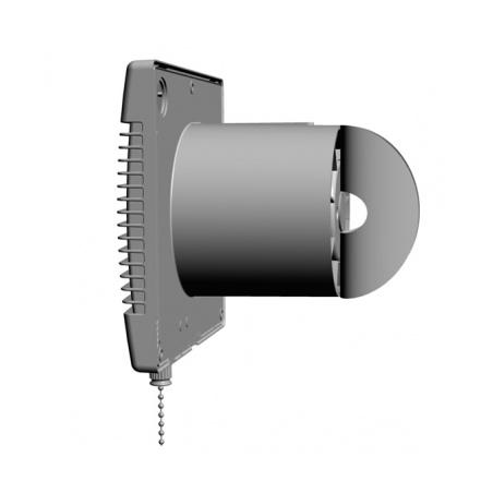 Zpětná klapka plastová k ventilátoru AV 120 - 4