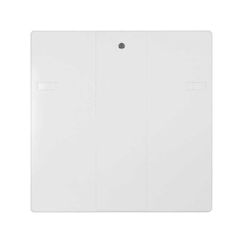 Revizní dvířka 600x600 se zámkem bílá - 1