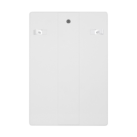 Revizní dvířka 400x600 se zámkem bílá - 2