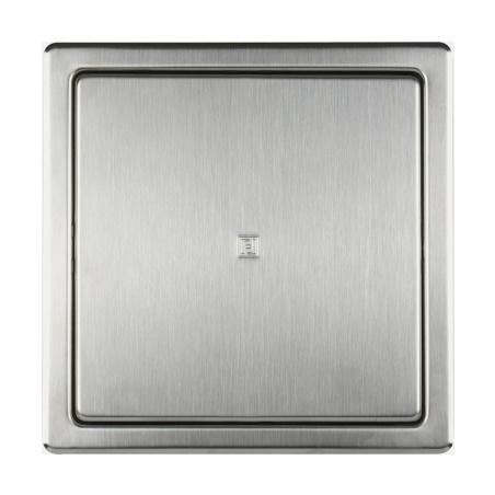 Nerezová vanová dvířka 200x200 - 1