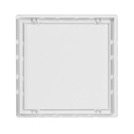 Vanová dvířka 300x300 bílá - 3