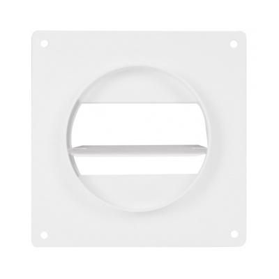 Přechodový kus s klapkou CZP 110x55/100 - 1