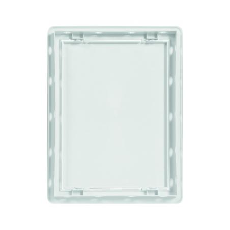 Vanová dvířka 150x200 bílá - 3