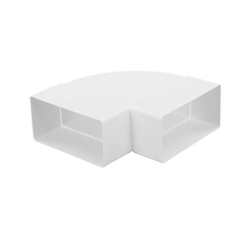 Koleno vodor.ploché CKH 2x110x55 - 1