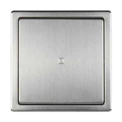 Nerezová vanová dvířka 150x150 - 1