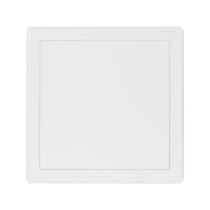 Vanová dvířka 200x200 bílá - 1