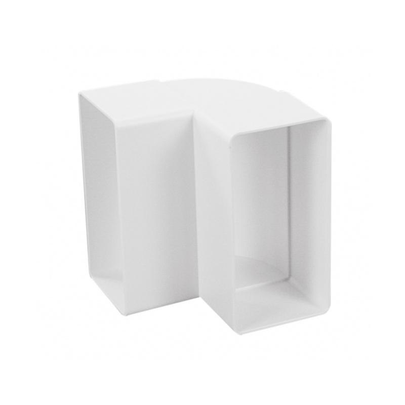 Koleno svislé CKP 2x110x55 - 1